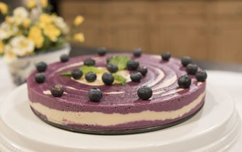Photo of Lucia's Berry Special Cheesecake