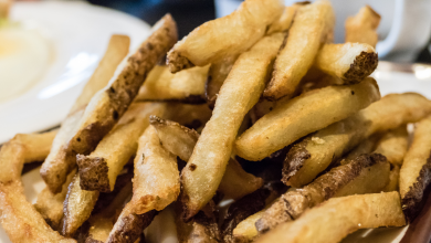 Photo of Lucia's Baked Fries