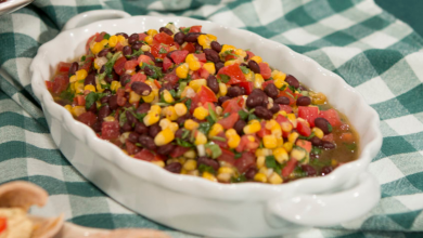 Photo of Lucia's Black Bean Summer Salad