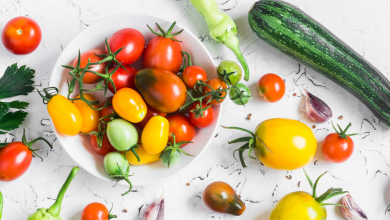 Photo of Zucchini with Tomatoes