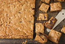 Photo of Nutty Banana Squares